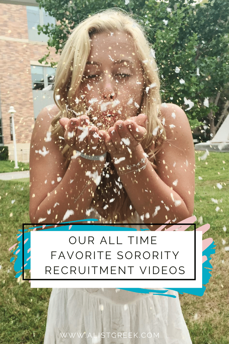 Impressive Sorority Recruitment Videos Blog Feature Image