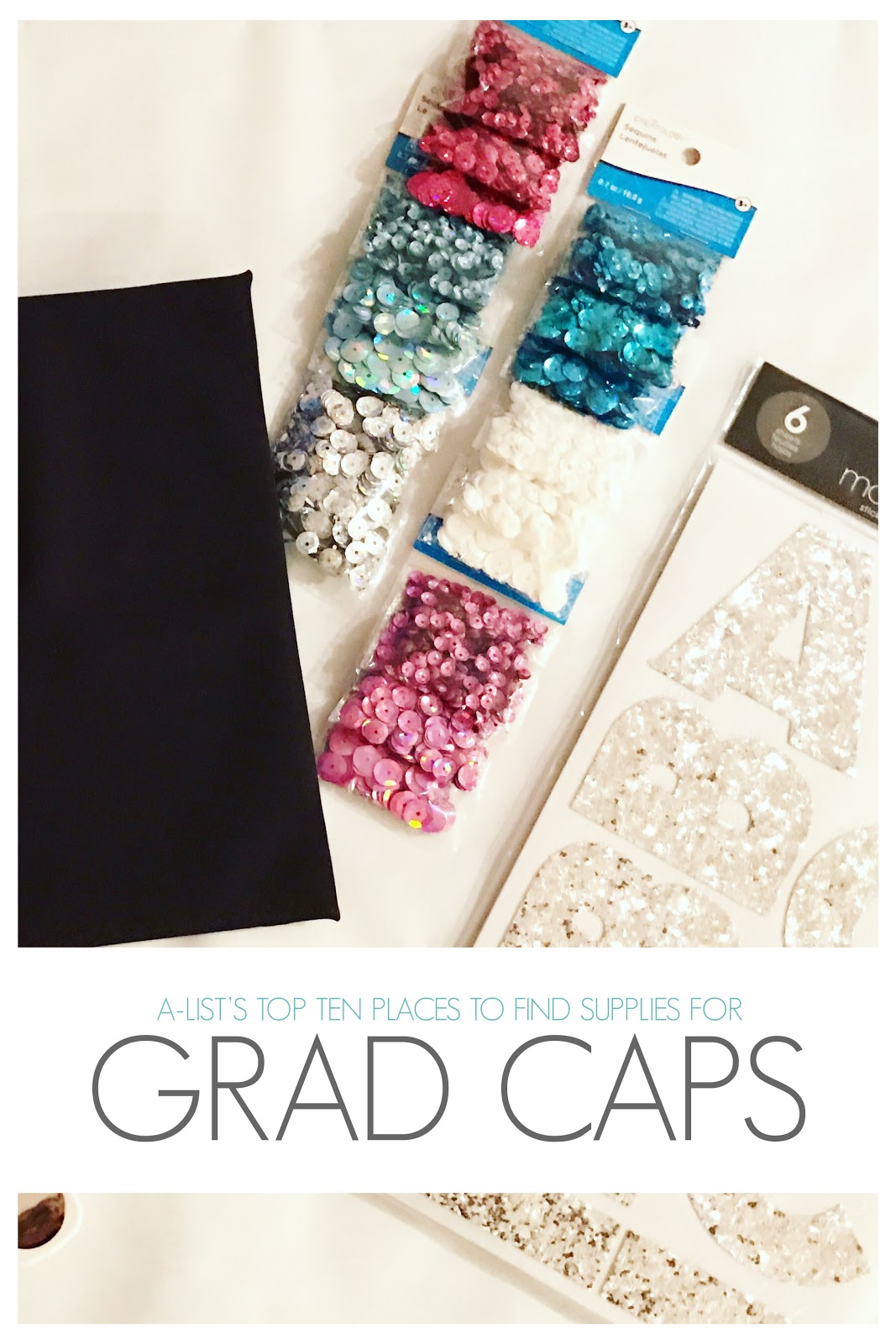 Greek sorority jewelry gifts custom hand stamped designs 10 best places to shop for grad cap crafting supplies publicscrutiny Choice Image