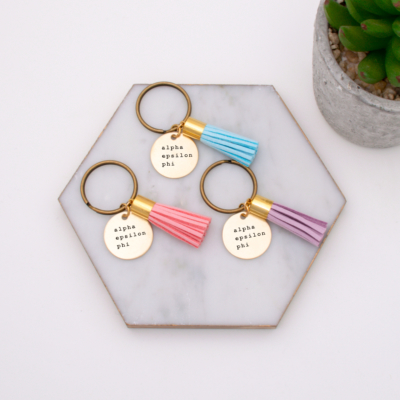 alpha-epsilon-phi-group-order-keychain-turquoise-blush-and-lavender