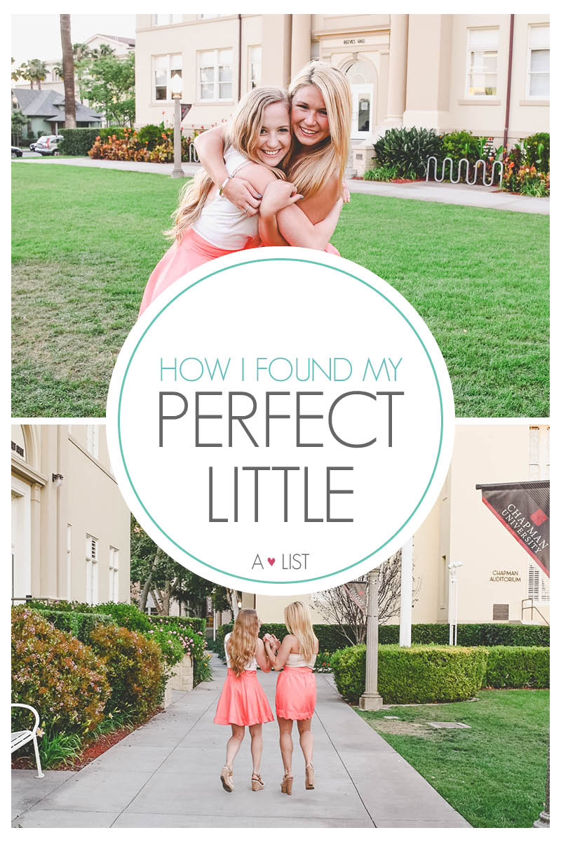 How I Found My Perfect Little