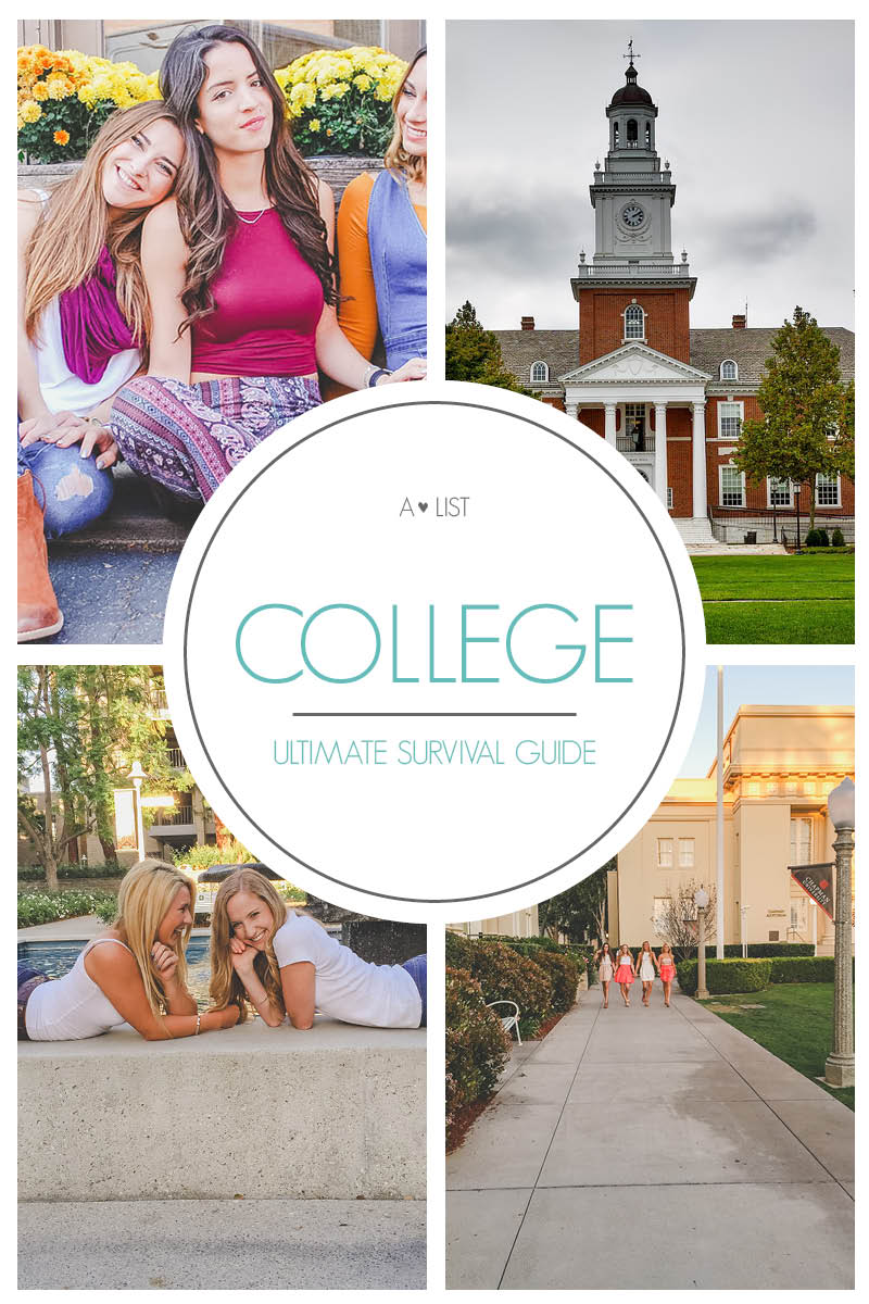 ALists Ultimate College Survival Guide