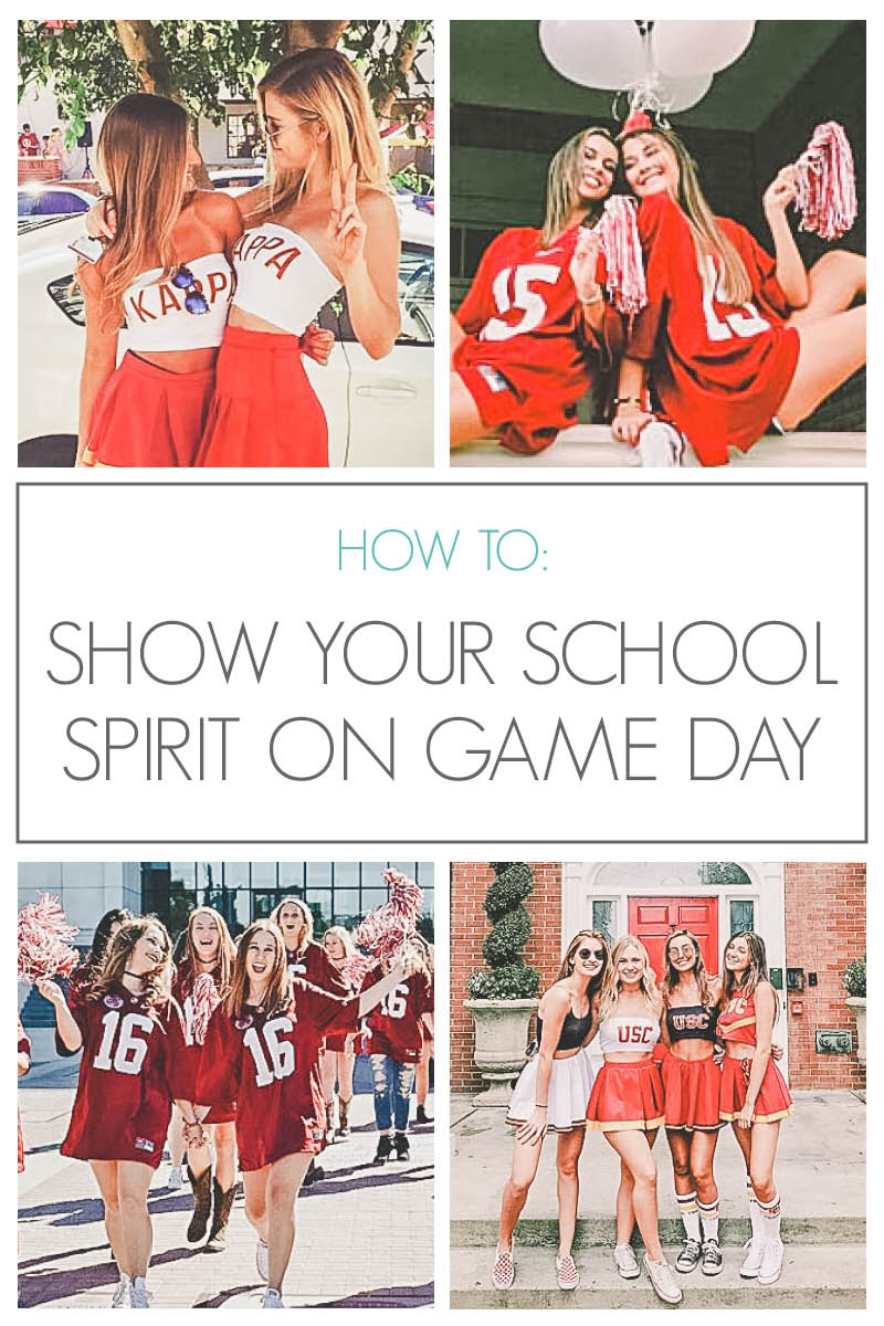 Show You School Spirit Featured Image