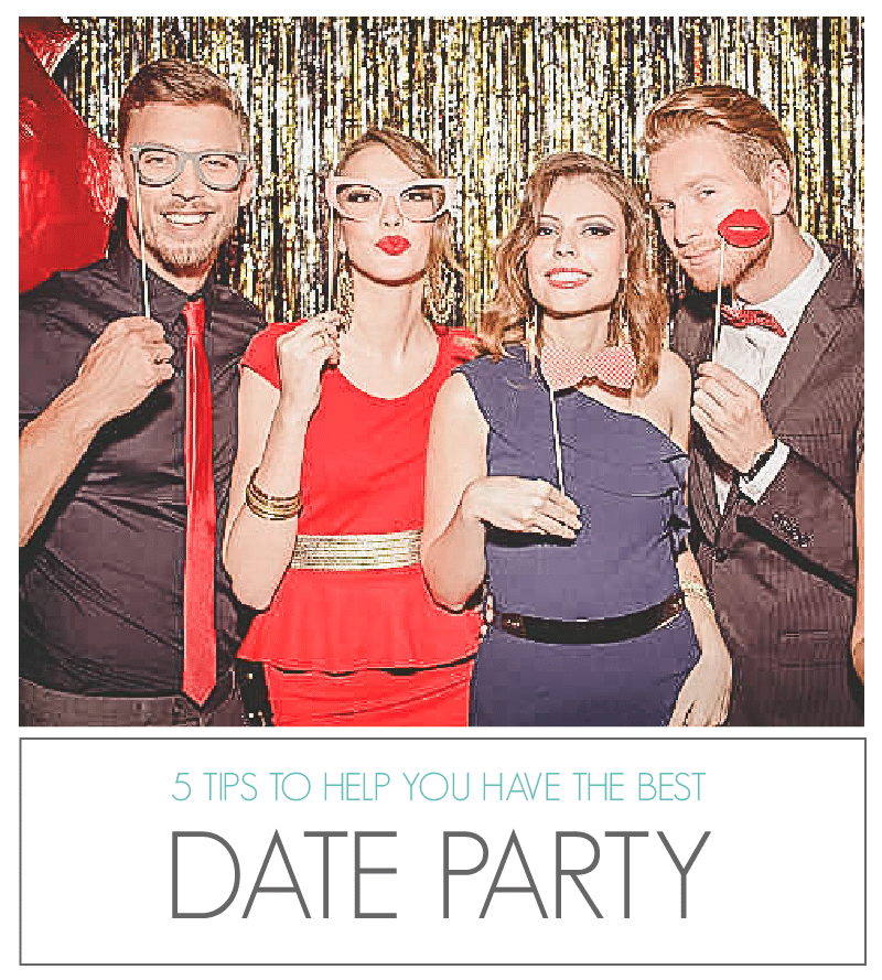 Date Party Tips Feature Image