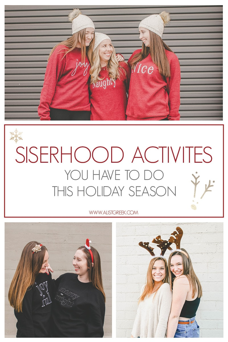Sisterhood Activities Feature Image