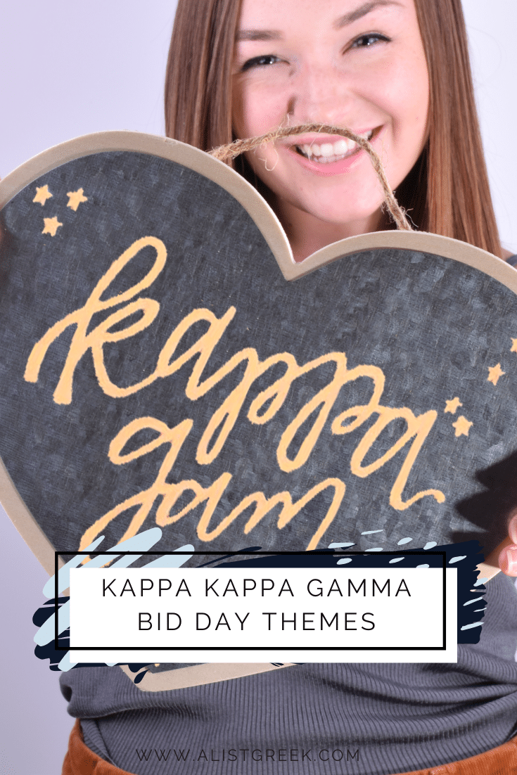 Kappa Kappa Gamma Bid Day Themes Blog Feature Image