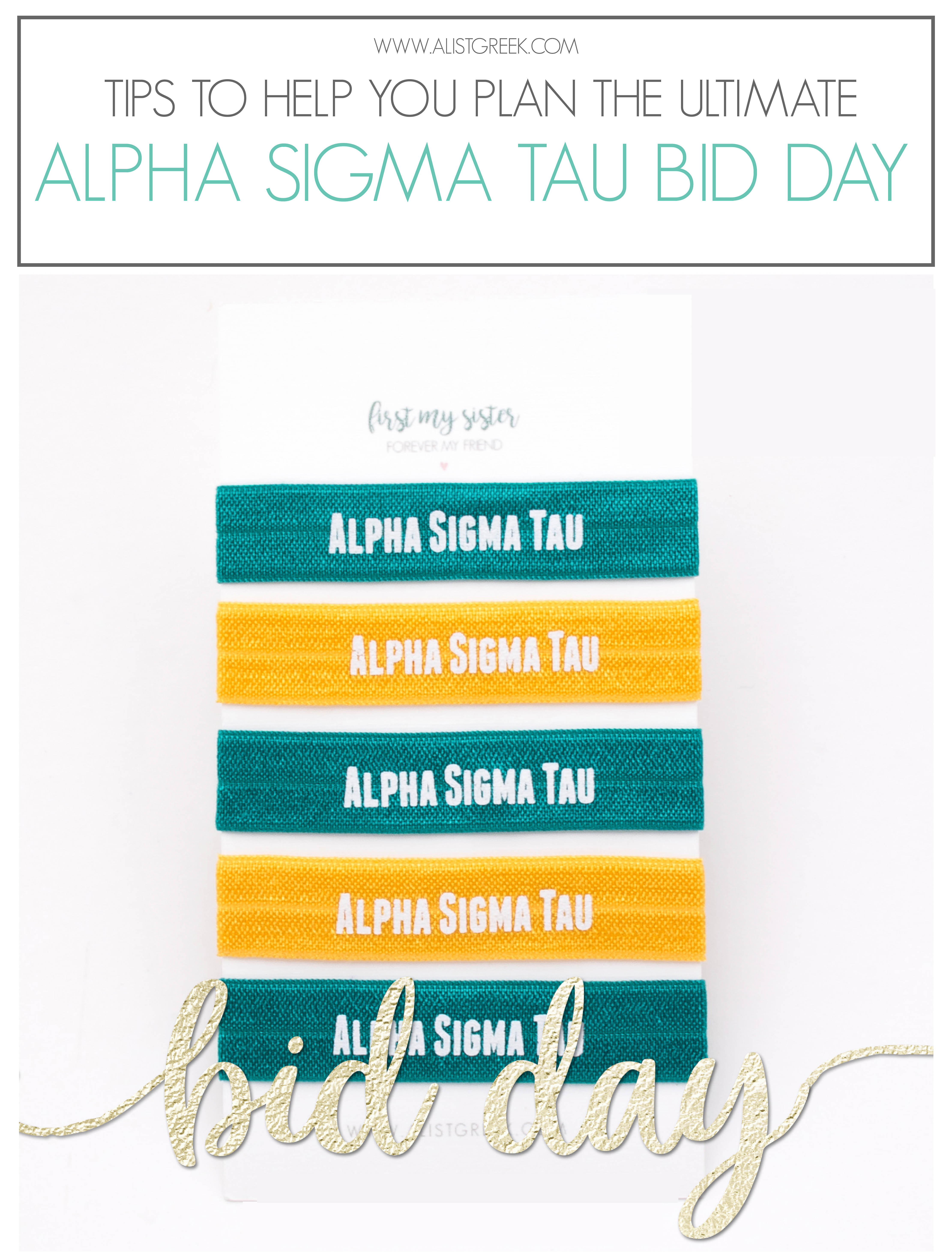Alpha Sigma Tau Bid Day Blog Feature Image