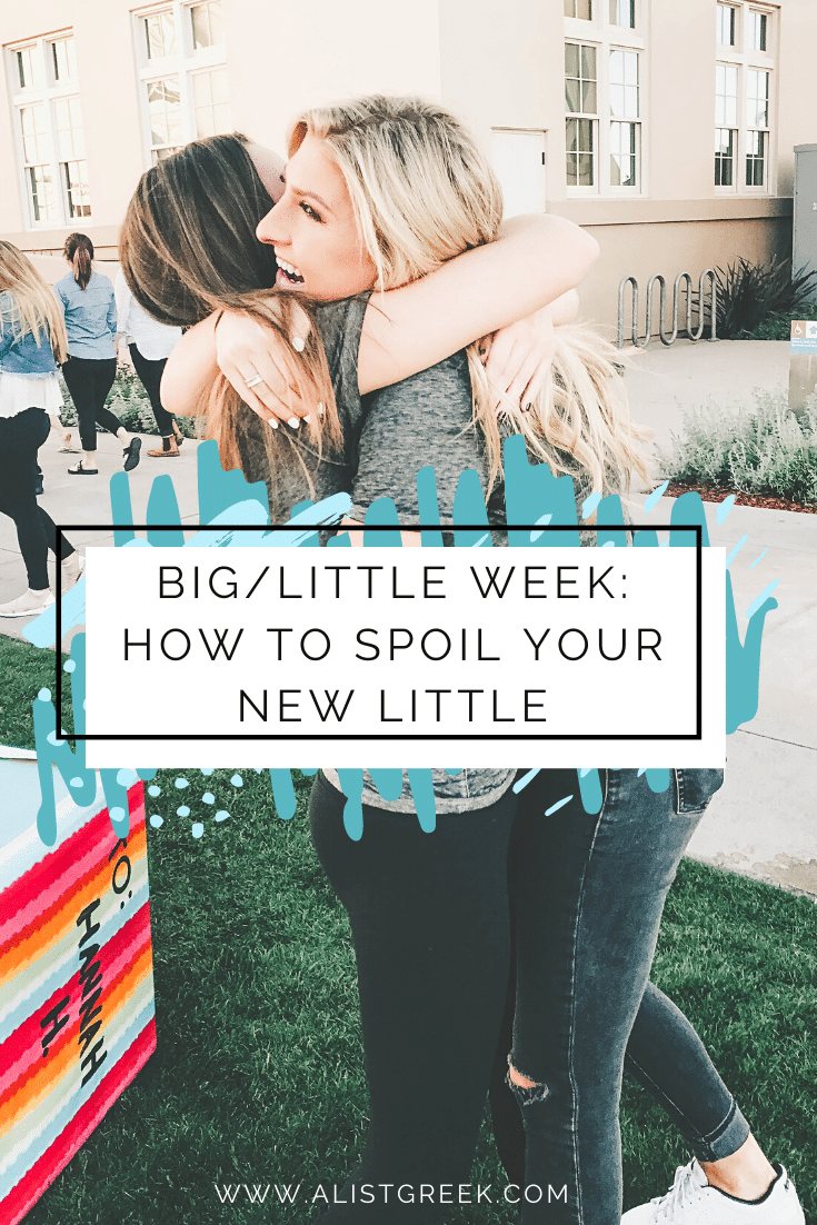 Big Little Week Blog Feature Image