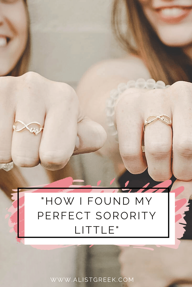 How I Found My Perfect Sorority Little Blog Feature Image